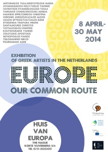 Exhibition of Greek Artists in the Netherlands