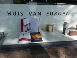 Huis van Europa - Europe: Our Common Route tentoonstelling