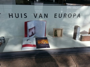 Huis van Europa - Europe: Our Common Route tentoonstelling