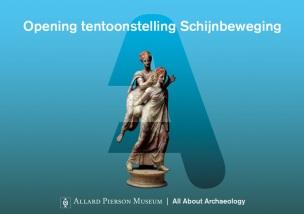 Schijnbeweging. Illusie in de Griekse kunst  Hellas in Holland 25 jaar later  Grieks toerisme in affichekunst
