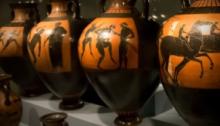 Griekse amforen