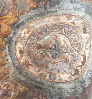 Ο Σωτήρας (de Verlosser] με το Ζωδιακό Κύκλο
